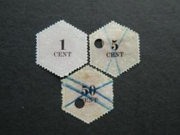 Telegraph Stamps - Telegraph