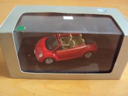 Volkswagen New Beetle Cabriolet, 1/43° - Minichamps