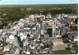 N°3252 T -cpsm La Haye Pesnel -vue Aérienne- - Autres Communes