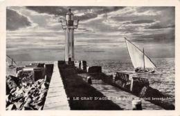34-LE GRAU D AGDE -N°T1149-G/0283 - Otros Municipios