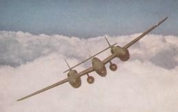 Aviation Avion Plane P-38 Lockheed Lightining - 1939-1945: 2ème Guerre