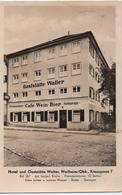 HOTEL UND GASTSTATTE WALTER WEILHEIM/OBB KREUZGASSE - Duitsland