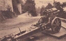 Namur Citadelle Gros Canon Allemand - Matériel