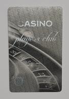 DIAMOND PALACE CASINO ZAGREB CROATIA - Tarjetas De Casino