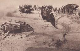 Char Tanks In Battle - Matériel