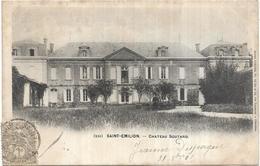 33 : Saint-Emilion Château Soutard - Other Municipalities