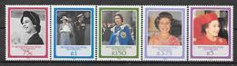 Seychelles - Zill éloigne SESSEL N° 127/31 YVERT NEUF ** - Seychelles (1976-...)