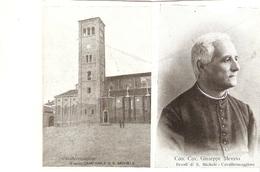 242/FP/11 - EXTRA - CAVALLERMAGGIORE: Il Nuovo Campanile (bellissima E Rara Cartolina Doppia) - Cuneo