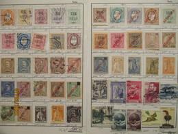 Portugal Angola, 62 Alte Marken Auf Auswahlheft-Seiten (57240) - Angola