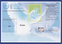 Internationaler Antwortschein / Coupon-réponse International / International Reply Cupon (br8571) - Entiers Postaux
