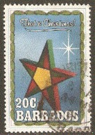 Barbados  1990 SG 944  Christmas Fine Used - Barbados (1966-...)
