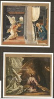 Dominica  1997  SG 2403  Christmas    Miniatue Sheet  X 2  Unmounted Mint - Dominica (1978-...)