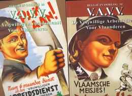 Vlaamse Collaboratie. V.A.V.V. - 1939-45