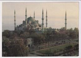 TURKEY  - AK 373131 Istanbul -  Sultan Ahmed Mosque - Turkey