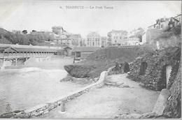 ! - France - Biarritz - Le Port Vieux - 2 Scans - Biarritz