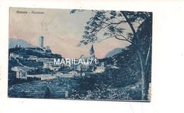 P544 Friuli Venezia Giulia GEMONA UDINE 1926 Viaggiata FRANCOBOLLO TOLTO - Andere Steden