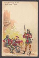 82346/ PARIS, Exposition Universelle 1900, Le Vieux Paris, 1er Corps De Garde - Expositions