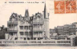 14-VILLERS SUR MER-N°T1160-C/0089 - Villers Sur Mer