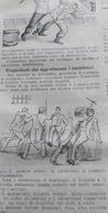 TRIBUNA ILLUSTRATA 1903 LEONFORTE PIEVE DI CAMAIORE LUIGI MERCATELLI ALFONSINE PIANURE PONTINE - Sonstige