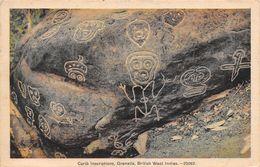 Carib Inscriptions Grenada British West Indiesa - Grenada