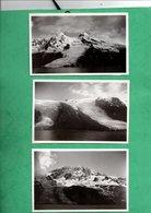 Norge Norvege Norway 1938 Photography   3 Photos Jan Mayen (format 8,7cm X 13,8cm) - Orte
