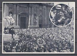 Deutschland Erwacht Sammelwerk Nr. 8: Sammelbild Nr. 2, Gruppe 33, 2. Aug. 1914 Odeonsokatz, München, A. Hitler - Non Classés