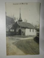 Suisse. Souvenir De Marly (Le Grand) Chapelle (8350) - FR Fribourg