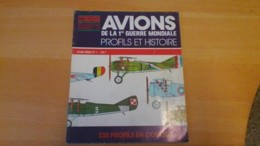 Avions De La 1°guerre Mondiale ( 1979 ) - 1914-18