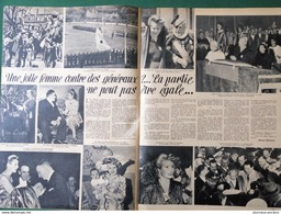 1948 EVA PERON - OURSON - FOOTBALL LILLE - LE SAUNA - Newspapers