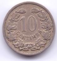 LUXEMBOURG 1901: 10 Centimes, KM 25 - Luxembourg
