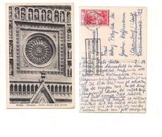 P568 Lazio Viterbo 1954 Viaggiata Italia Al Lavoro £35 Isolato Estero - Viterbo