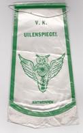 V.K. Uilenspiegel, Banderin. Antwerpen. - Habillement, Souvenirs & Autres