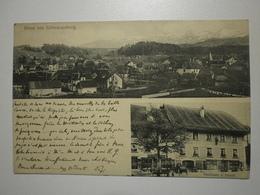 Suisse. Gruss Aus Schwarzenburg (8356) - BE Berne