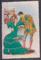 Andalucia, Carte Postale écrite. - Souvenir De...