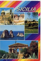 Sicilia - Formato Grande Viaggiata – E 15 - Italië