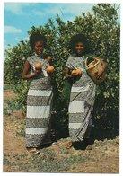 SOMALIA - BORAMA RAGAZZE IN UN ARANCETO/GIRLS IN AN ORANGE FARM / THEMATIC STAMP - FISHING - Somalia