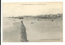 Étaples-sur-Mer - Le Port à Mer Basse - Etaples