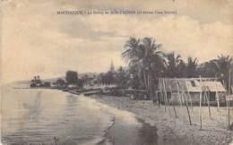 MARTINIQUE - Le Bourg De SCHOELCHER ( Ci-devant Case Navire ) CPA - Antilles West Indies Caribbean Caraïbes - Altri