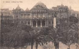 ORAN - L'Hôtel De Ville - Oran