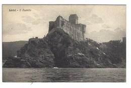 3176 - LERICI LA SPEZIA IL CASTELLO 1920 CIRCA - Altre Città
