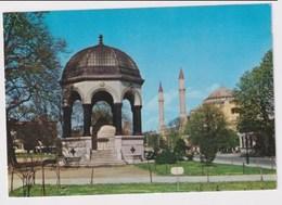 TURKEY  - AK 373133 Istanbul -  The Fountain Of Wilhelm The Second - Turkey