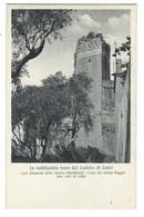 3181 - LERICI LA NOBILISSIMA TORRE DEL CASTELLO  LA SPEZIA 1920 CIRCA - Altre Città
