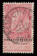 "COB N° 58 - Obl. ""NEUFCHATEAU"" - 1893-1900 Thin Beard"