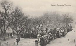 84 SAULT  COURSE DE TAUREAUX - Autres Communes