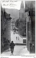 63 - LE MONT-DORE -  Une Rue Du Vieux Mont-Dore - Le Mont Dore