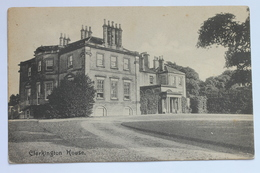 Clerkington House Near Haddington, East Lothian, Scotland, 1906 - East Lothian