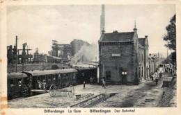 Luxembourg - Differdange - La Gare - Differdange