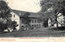 Suisse - Gruss Aus Bad Lauterbach ( Station Aarburg ) - AG Aargau