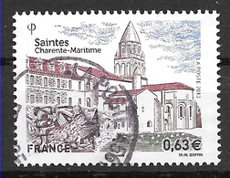 FRANCE 4753 Saintes (Charente-Maritime) . - Francia