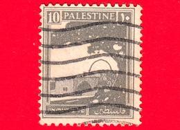 PALESTINA - Usato - 1927 - Tomba Di Rachele - 10 - Palestina